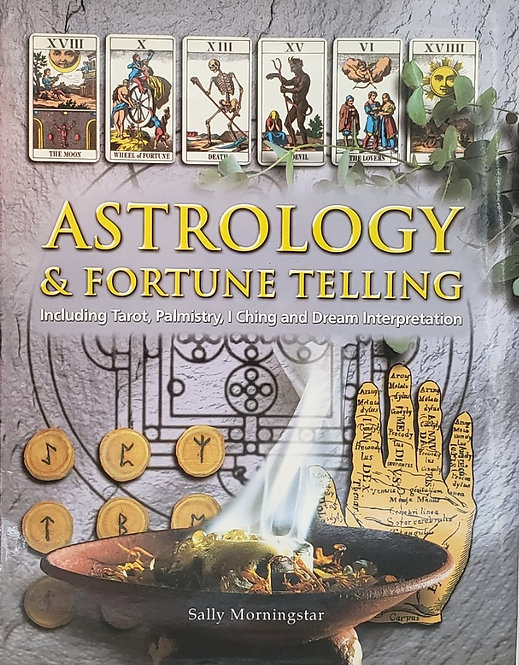 ASTROLOGY & FORTUNE TELLING, including Tarot, Palmistry, I Ching and Dream...