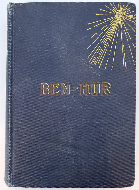 Ben-Hur: A Tale of the Christ by Lew. Wallace