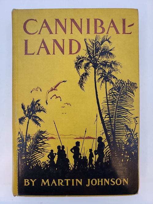 Cannibal-Land, Adventures with a Camera in the New Herbrides