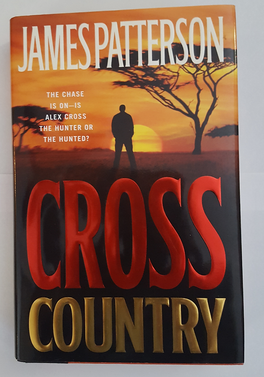 Cross Country, a novel by James Patterson