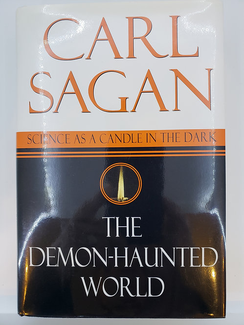 The Demon-Haunted World, Science as a Candle in the Dark by Carl Sagan