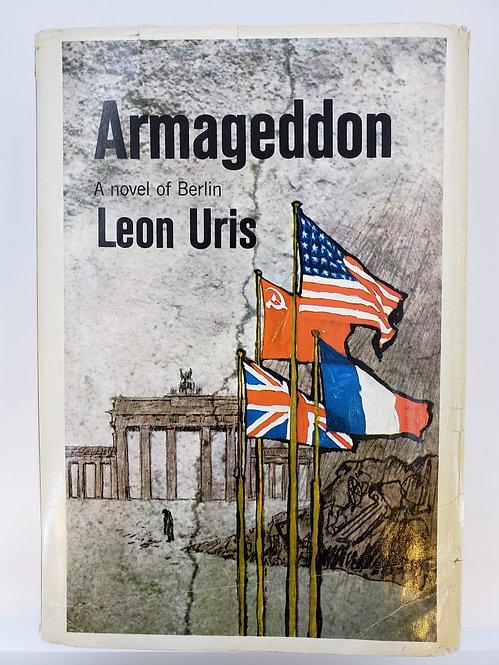 Armageddon, A Novel of Berlin by Leon Uris