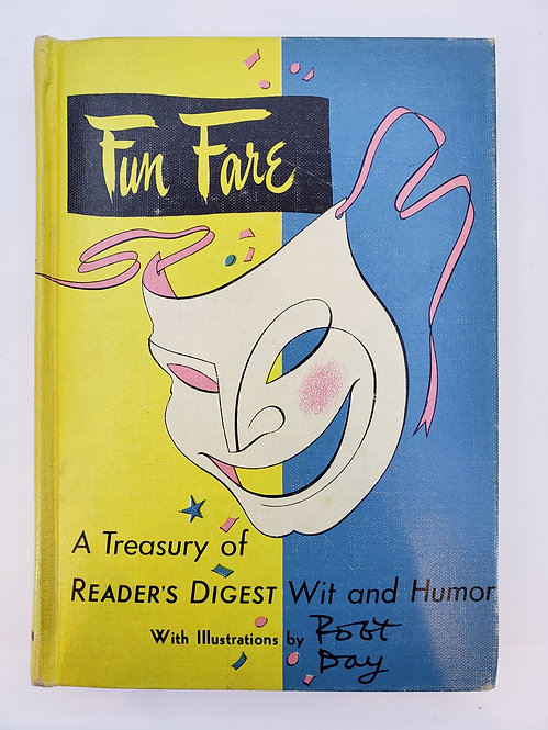 Fun Fare: A Treasury of Reader's Digest Wit and Humor