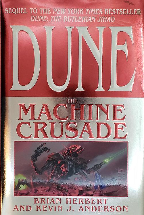 DUNE: THE MACHINE CRUSADE by Brian Herbert