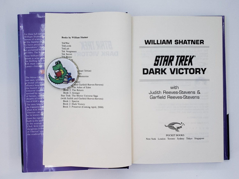 Dark Victory by William Shatner
