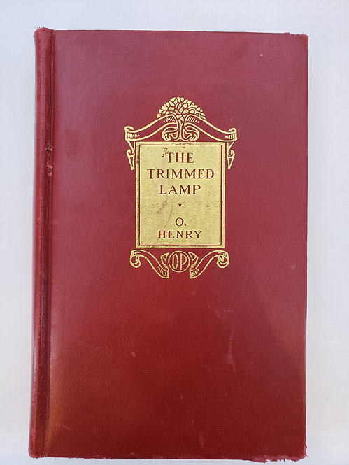 The Trimmed Lamp and Other Stories of the Four Million by O. Henry