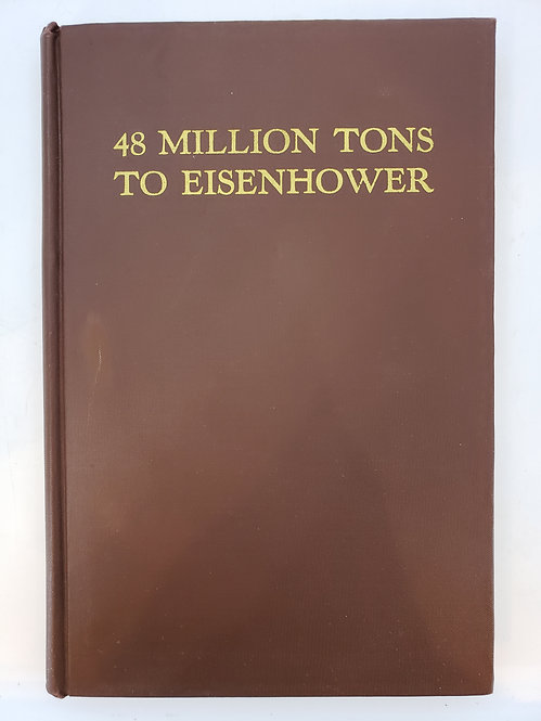 48 Million Tons To Eisenhower: The Role of the SOS in the Defeat of Germany