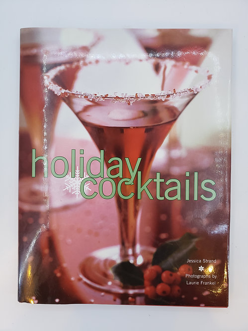 holiday cocktails by Jessica Strand