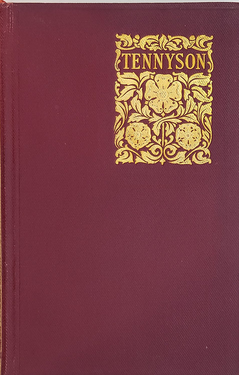 Becket by Alfred Lord Tennyson with a memoir by J. Loughran Scott, D.D.