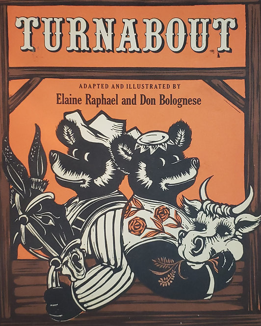 TURNABOUT by Elaine Raphael and Don Bolognese