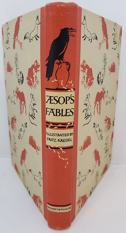 AESOP'S FABLES, Illustrated Junior Library