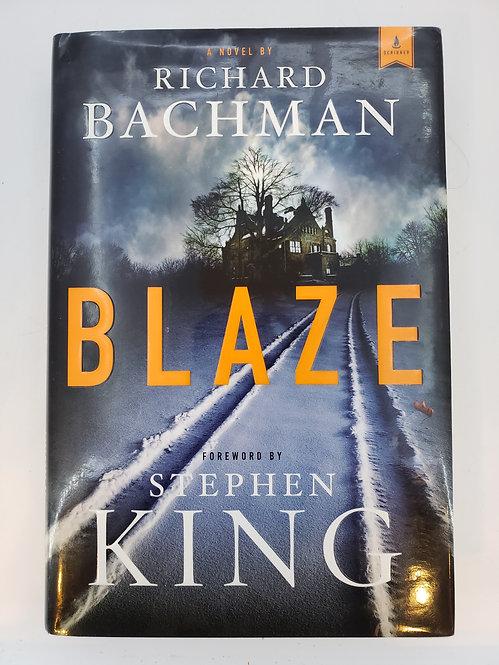Blaze, A Novel by Richard Bachman (Stephen King)