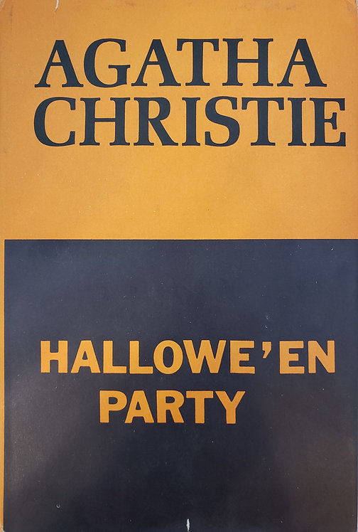 HALLOW'EN PARTY by Agatha Christie