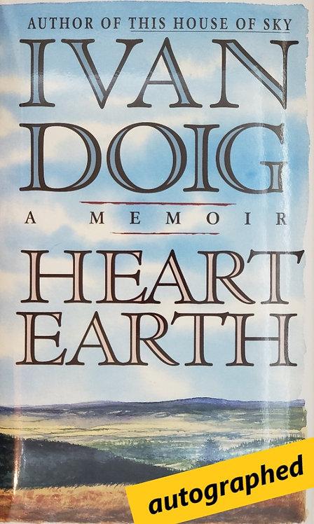 Heart Earth, a memoir by Ivan Doig
