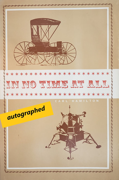 In No Time At All by Carl Hamilton