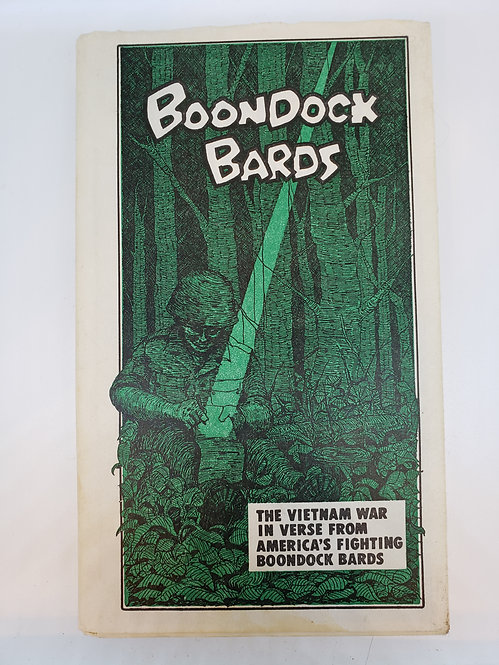 Boondock Bards, The Vietnam War in Verse... compiled by Forest L. Kimler
