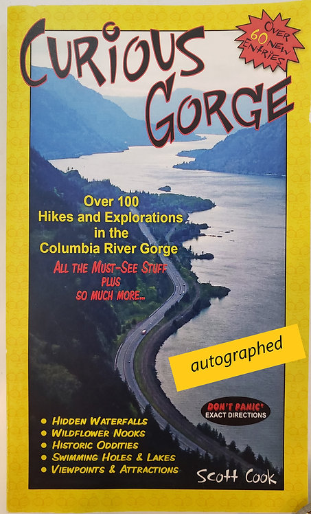 Curious Gorge by Scott Cook