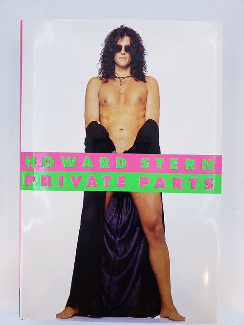 Howard Stern, Private Parts