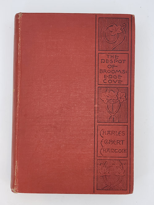 The Despot of Broomsedge Cove by Charles Egbert Craddock