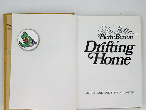 Drifting Home by Pierre Berton