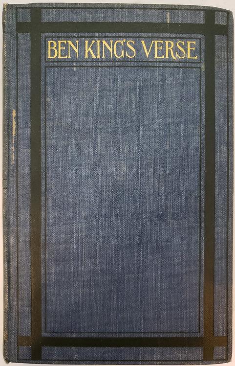 Ben King's Verse, edited by Nixon Waterman