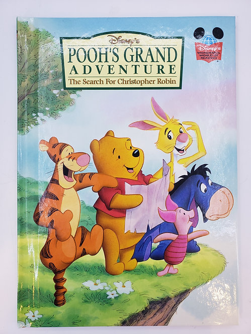 Pooh's Grand Adventure, The Search for Christopher Robin by Walt Disney