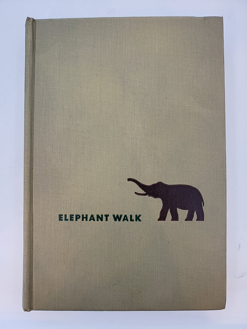 Elephant Walk by Robert Standish