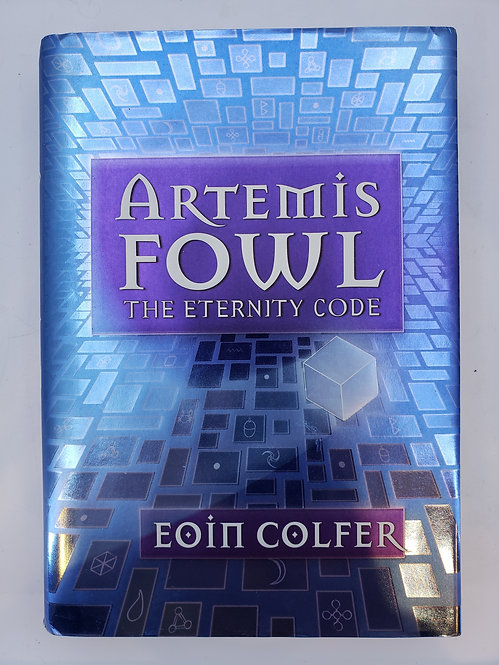 Artemis Fowl, The Eternity Code by Eoin Colfer