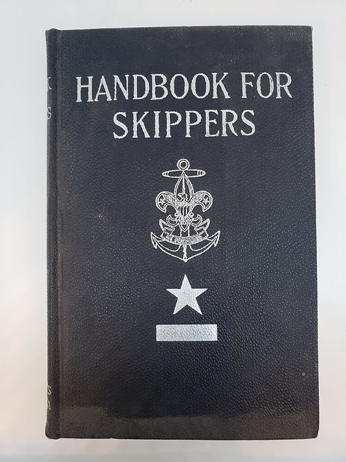Handbook for Skippers, by Boy Scouts of America