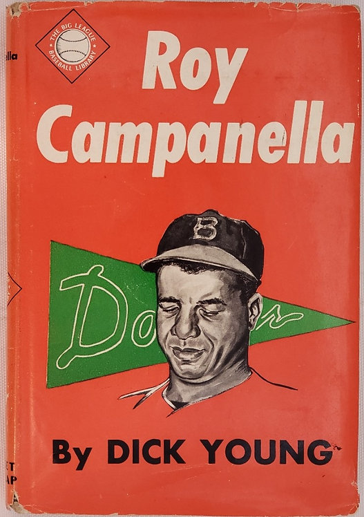 ROY CAMPANELLA by Dick Young