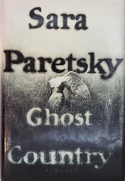 GHOST COUNTRY by Sara Paretsky