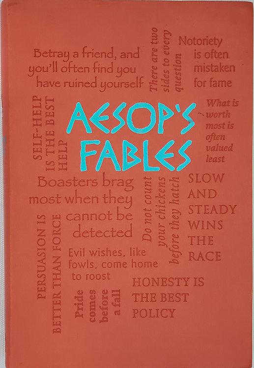 AESOP'S FABLES, Canterbury Classics