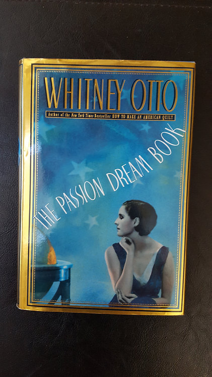 The Passion Dream Book by Whitney Otto