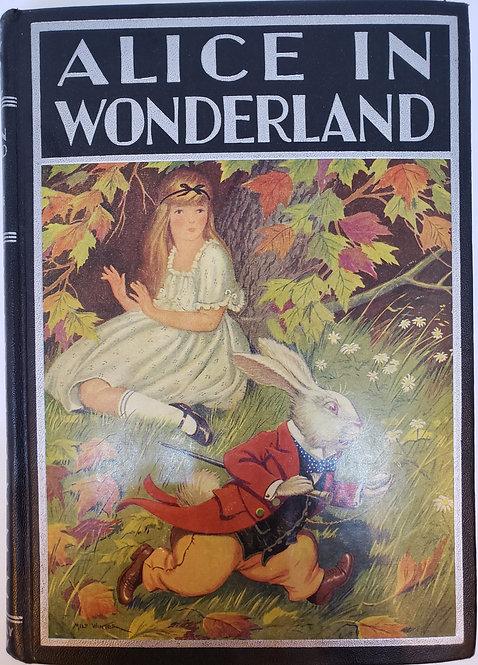 ALICE IN WONDERLAND by Lewis Carroll