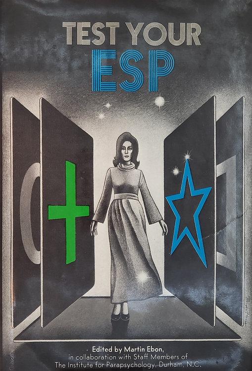 Test Your ESP, edited by Martin Ebon