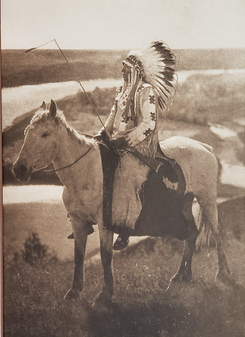Great Plains by Edward S. Curtis