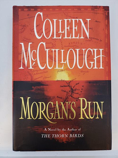 Morgan's Run, A Novel by Colleen McCullough