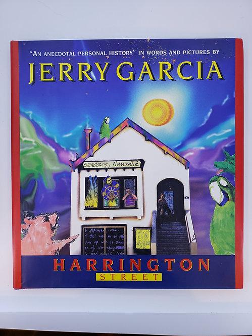 Harrington Street by Jerry Garcia