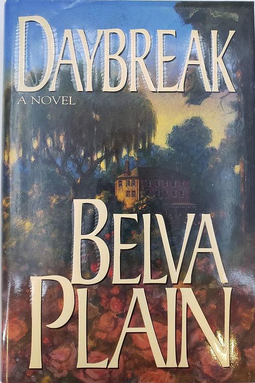 DAYBREAK, A Novel by Belva Plain