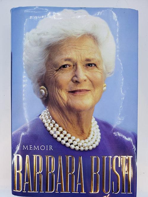 A Memoir by Barbara Bush