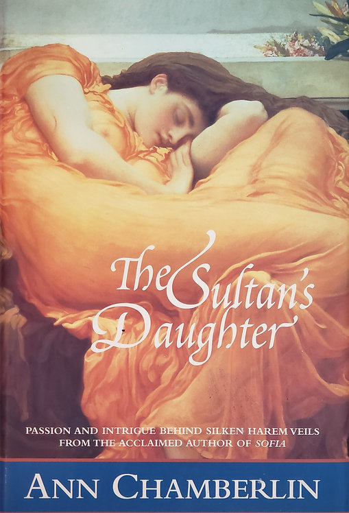The Sultan's Daughter by Ann Chamberlin