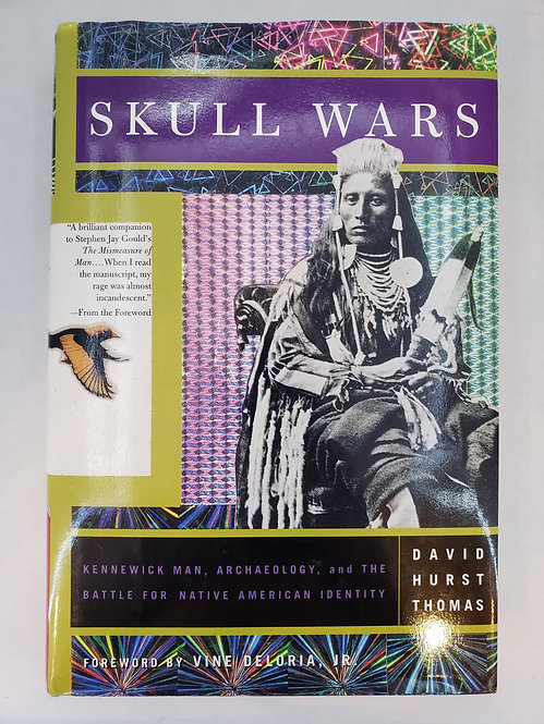 Skull Wars by David Hurst Thomas