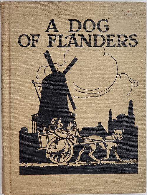 A DOG OF FLANDERS by Louise De La Ramee