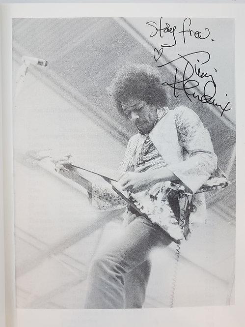 Jimi Hendrix, Electric Gypsy by Harry Shapiro and Caesar Glebbeek
