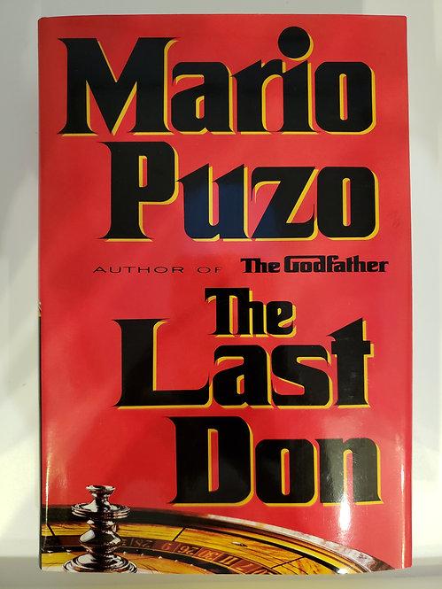 The Last Don by Mario Puzo