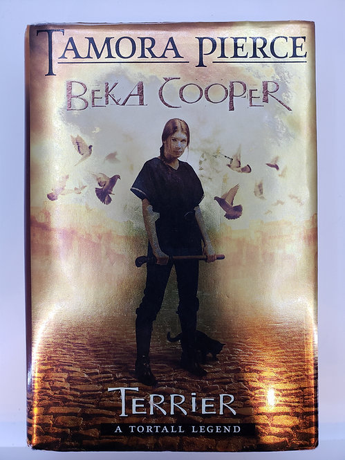 Beka Cooper, Book 1, Terrier - A Tortall Legend