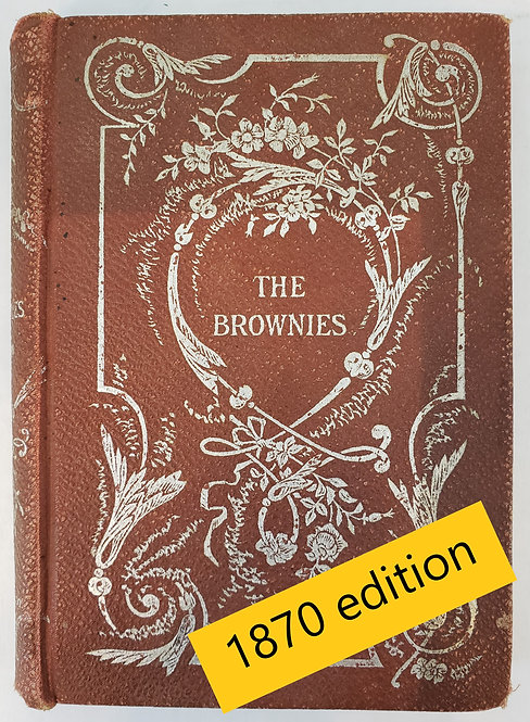 The Brownies and Other Tales by Juliana Horatio Ewing