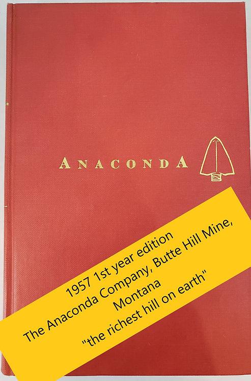ANACONDA by Isaac F. Marcosson
