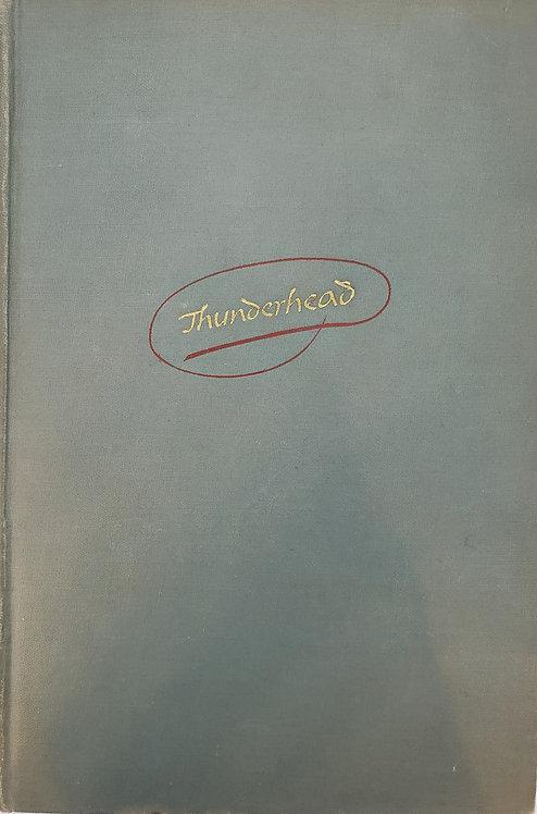Thunderhead by Mary O'Hara