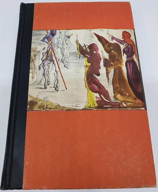 [1946]   DON QUIXOTE DE LA MANCHA by Miguel De Cervantes Saavedra